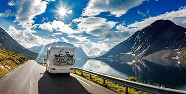 Travel camper travel partner