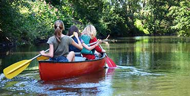 Canoe Tour Travel Partner