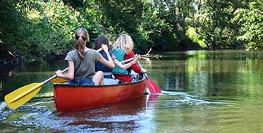 Canoe Tour Travel Partner