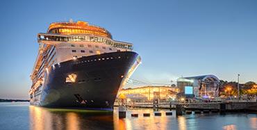 Travel cruise travel partner